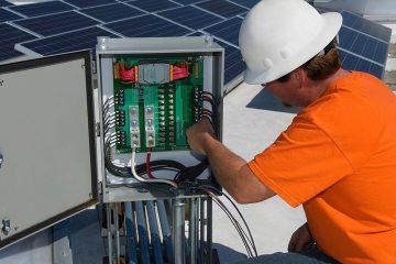 Mantenimiento de Infraestructuras Eléctricas